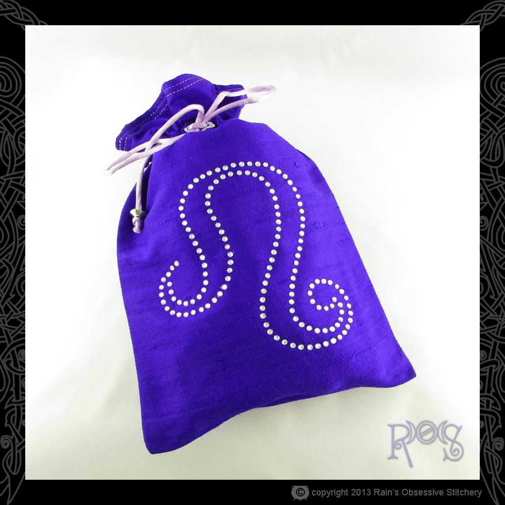 Tarot-Bag-Lg-Purple-Crystal-Leo-AB-Crystal.JPG
