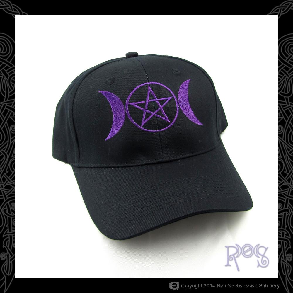 Cap-2-Black-Triple-Goddess-Pentacle-Purple.JPG