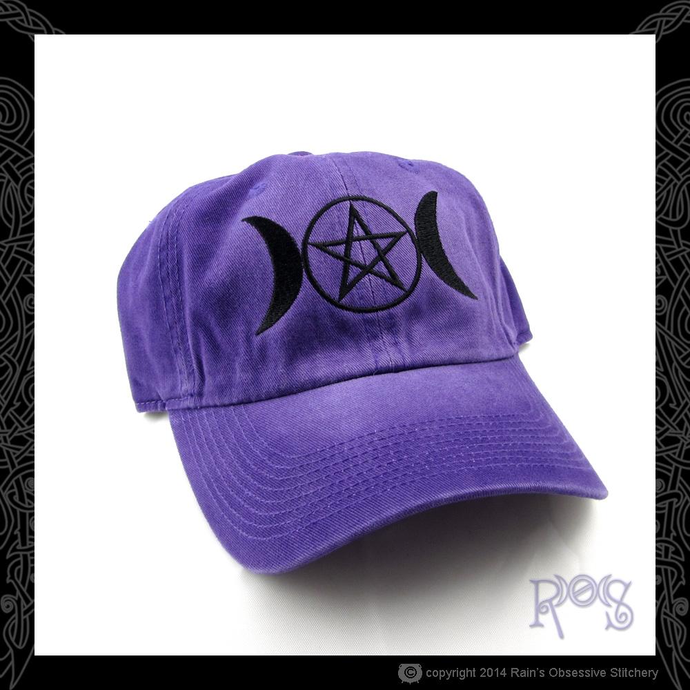 Cap-4-Purple-Triple-Goddess-Pentacle-Black.JPG