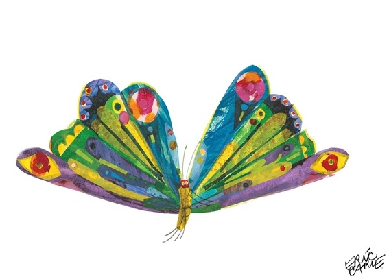 "Source: ""The Very Hungry Caterpillar"" by Eric Carle"
