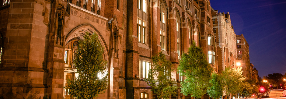 Russell Hall, Teachers College Library (New York)