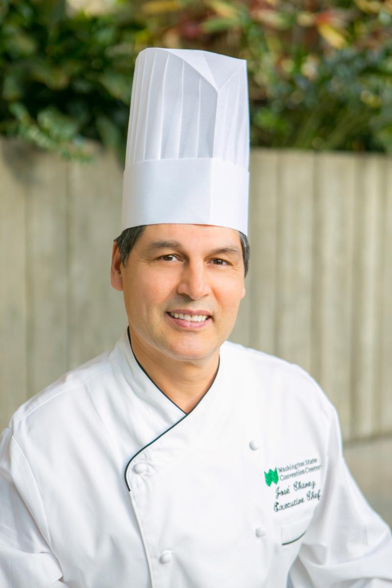 Jose Chavez-Head Chef-Washington State Convention Center