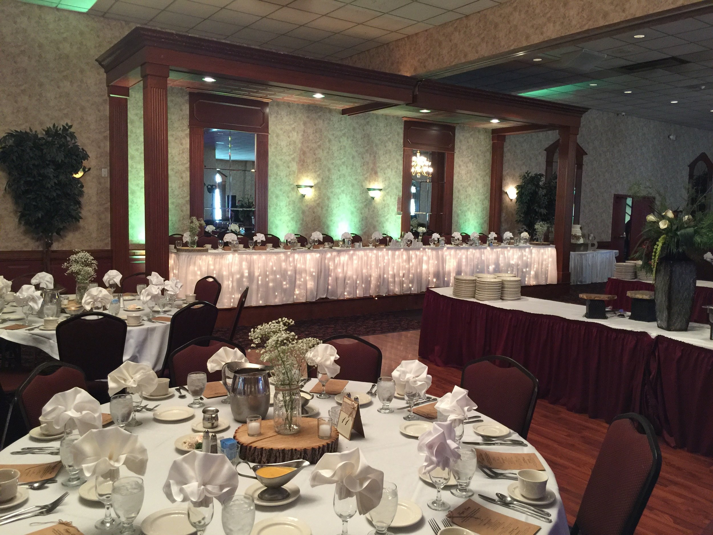 Reception Hall for North Tonawanda, NY