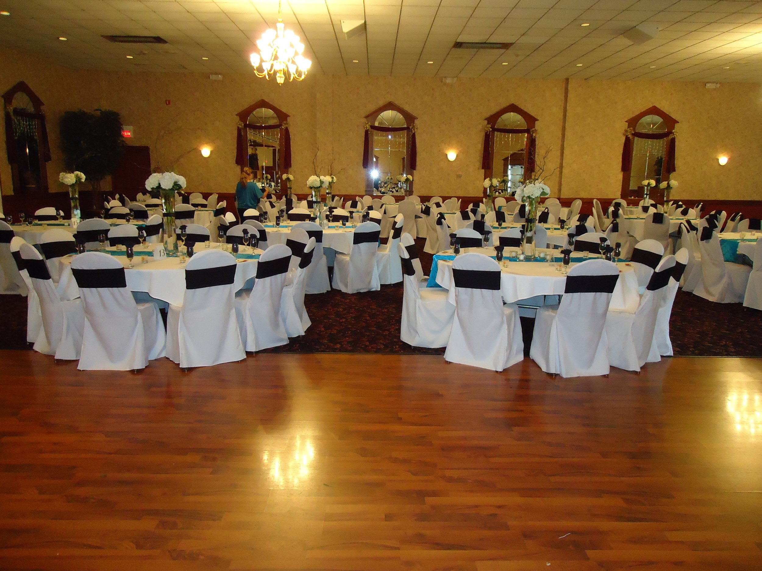 Reception Hall in Amherst, NY