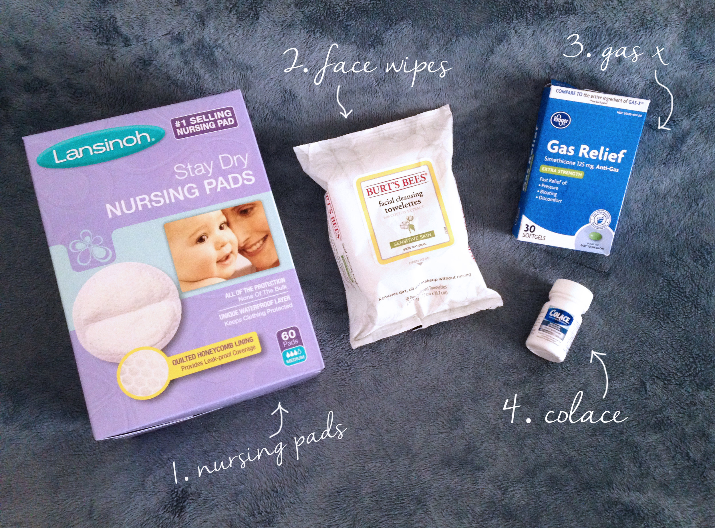 hospital bag, csection, labor and delivery, must haves, list, everyday, blogging, motherhood, newborn