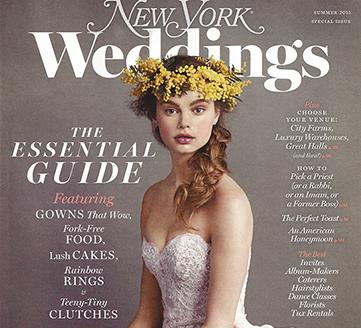NEW YORK WEDDINGS Black Tie Blowout