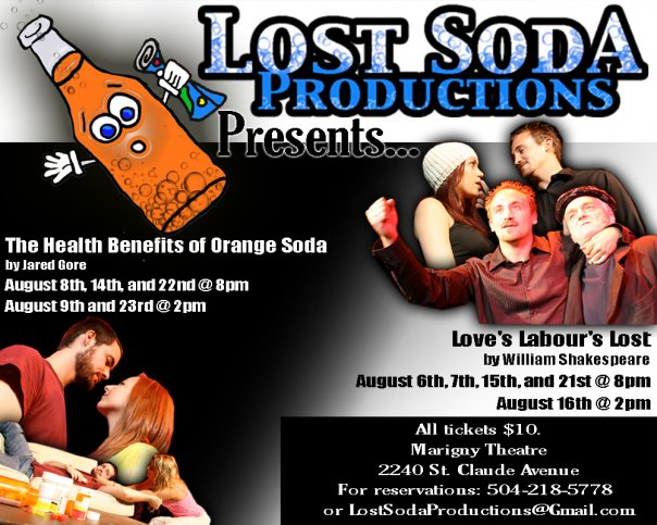 Lost Soda Productions