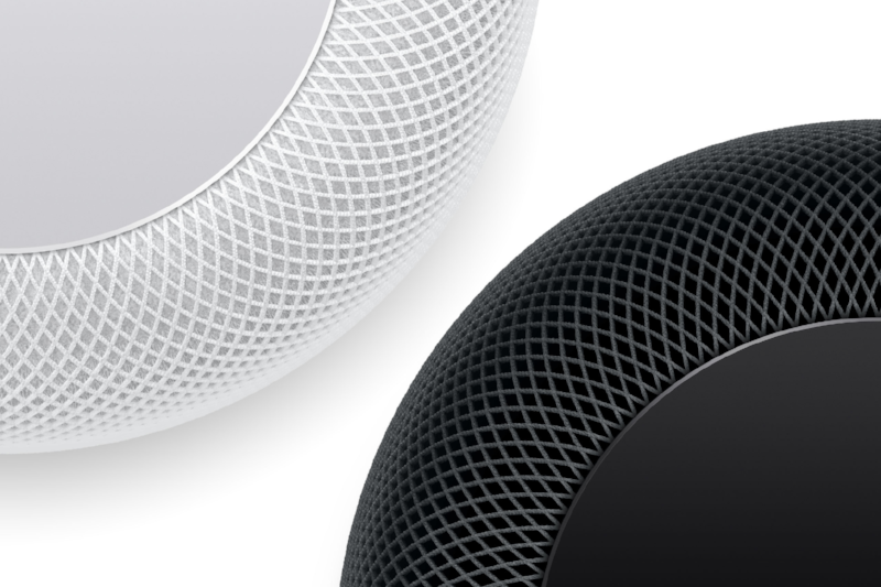 HomePod - White & Space Gray