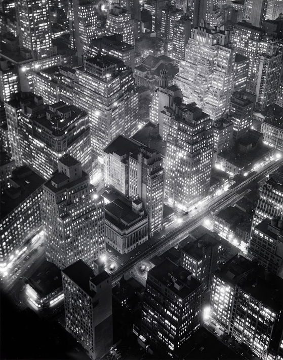 The Night View, 1934