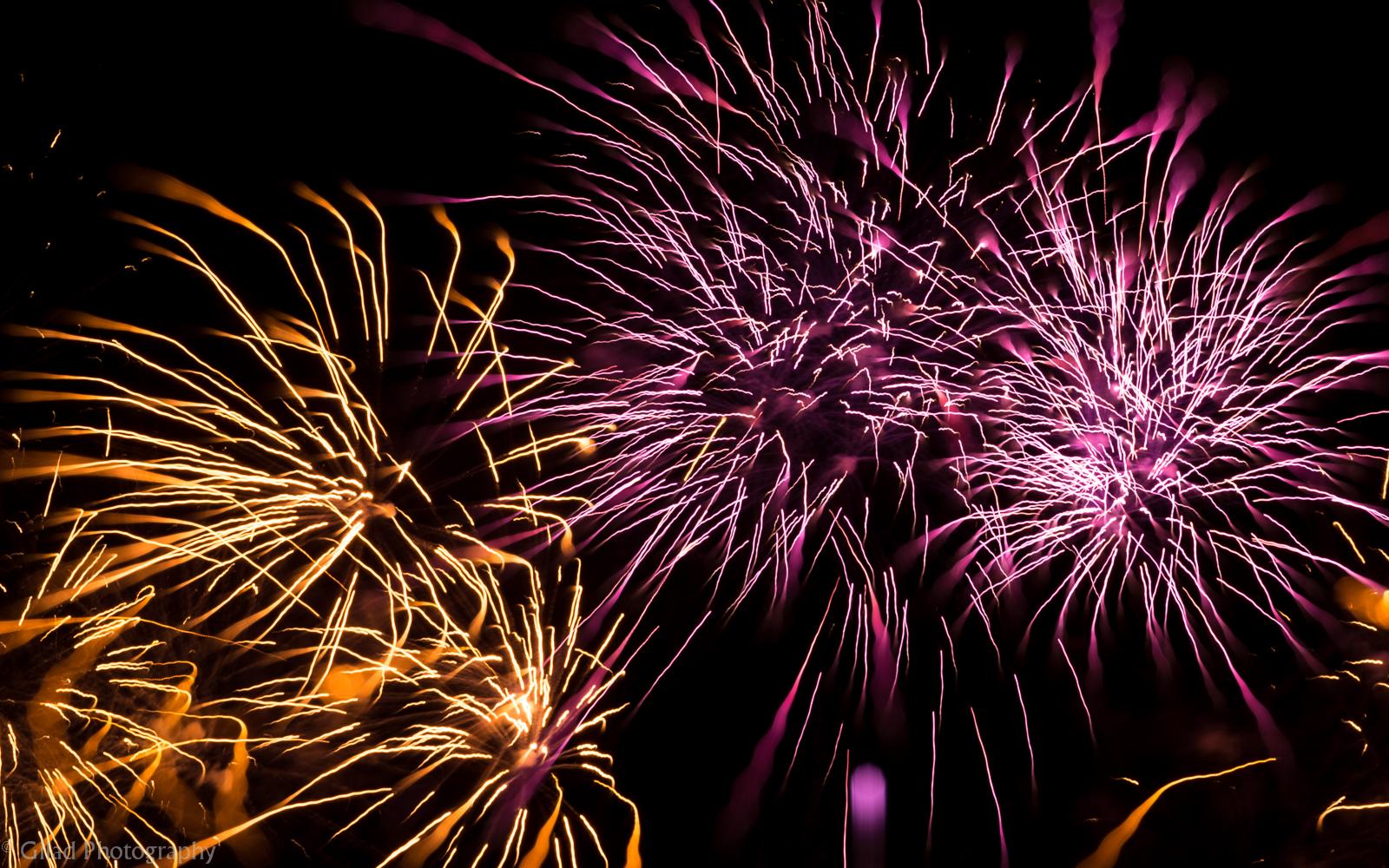 Fireworks in Ramsey NJ