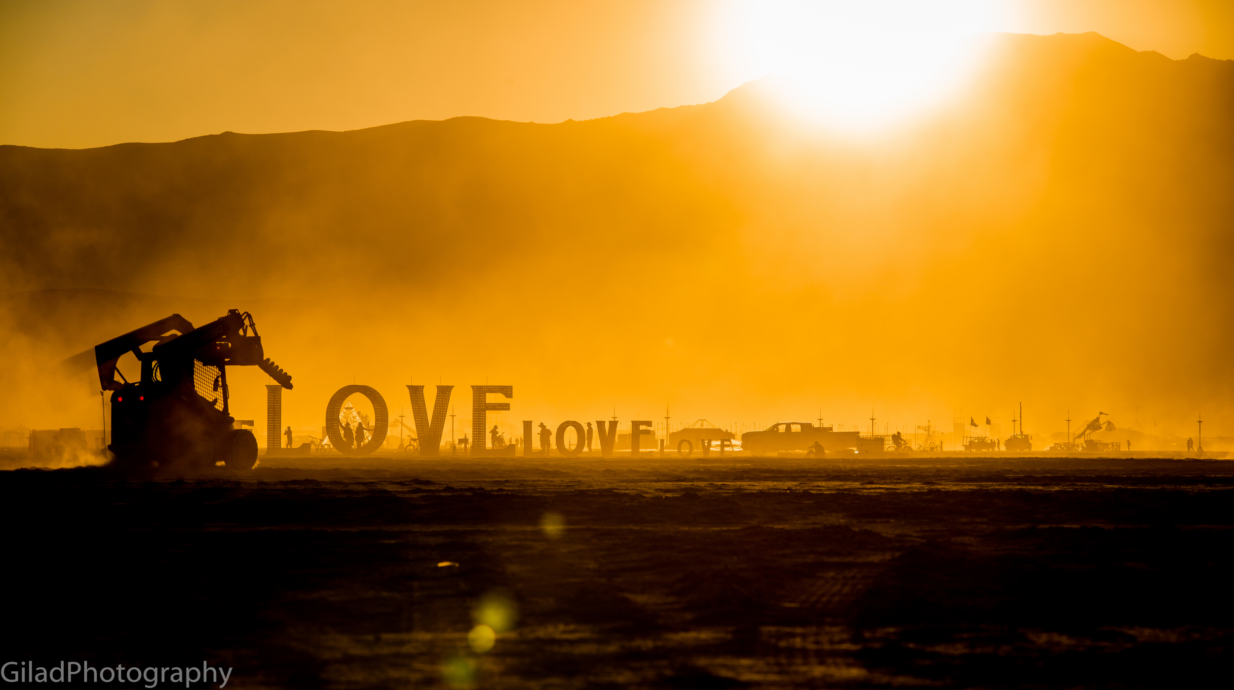 Burning Man 2014