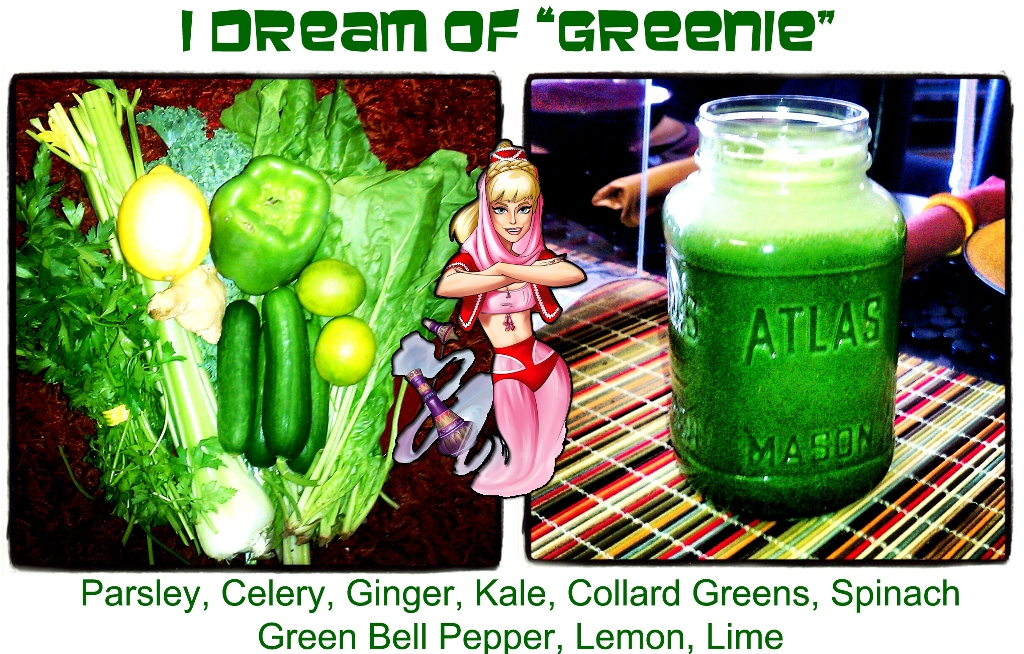 I Dream of Greenie
