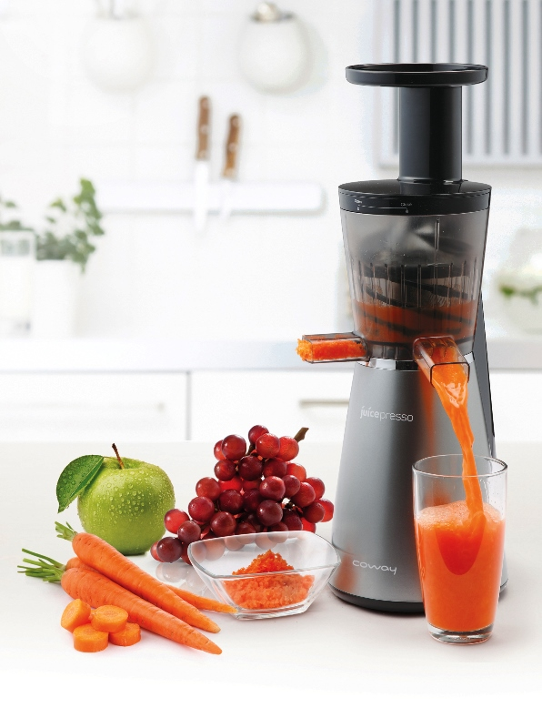Juicepresso Smart Extraction System