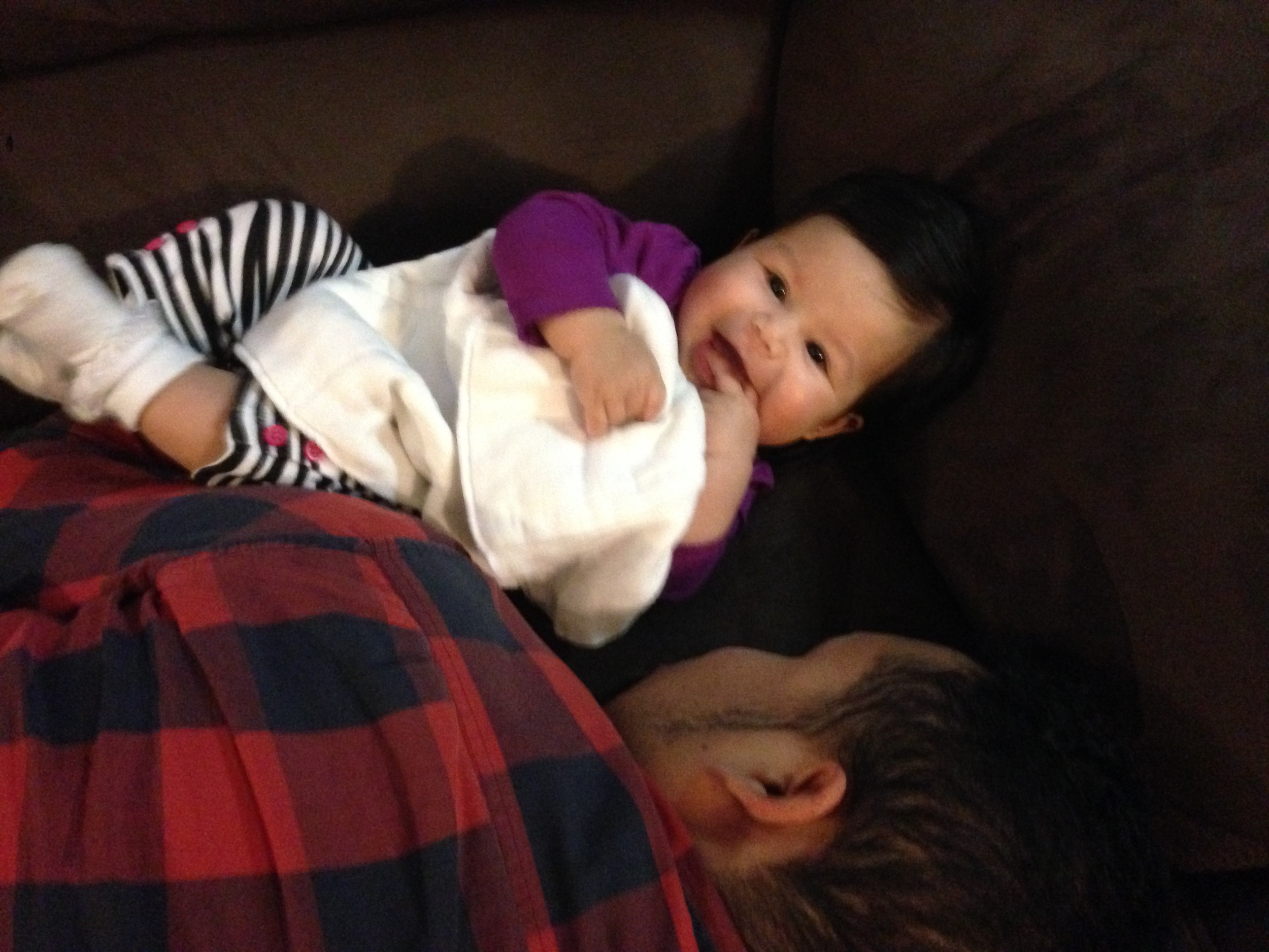 """nap"" time with Papi!"