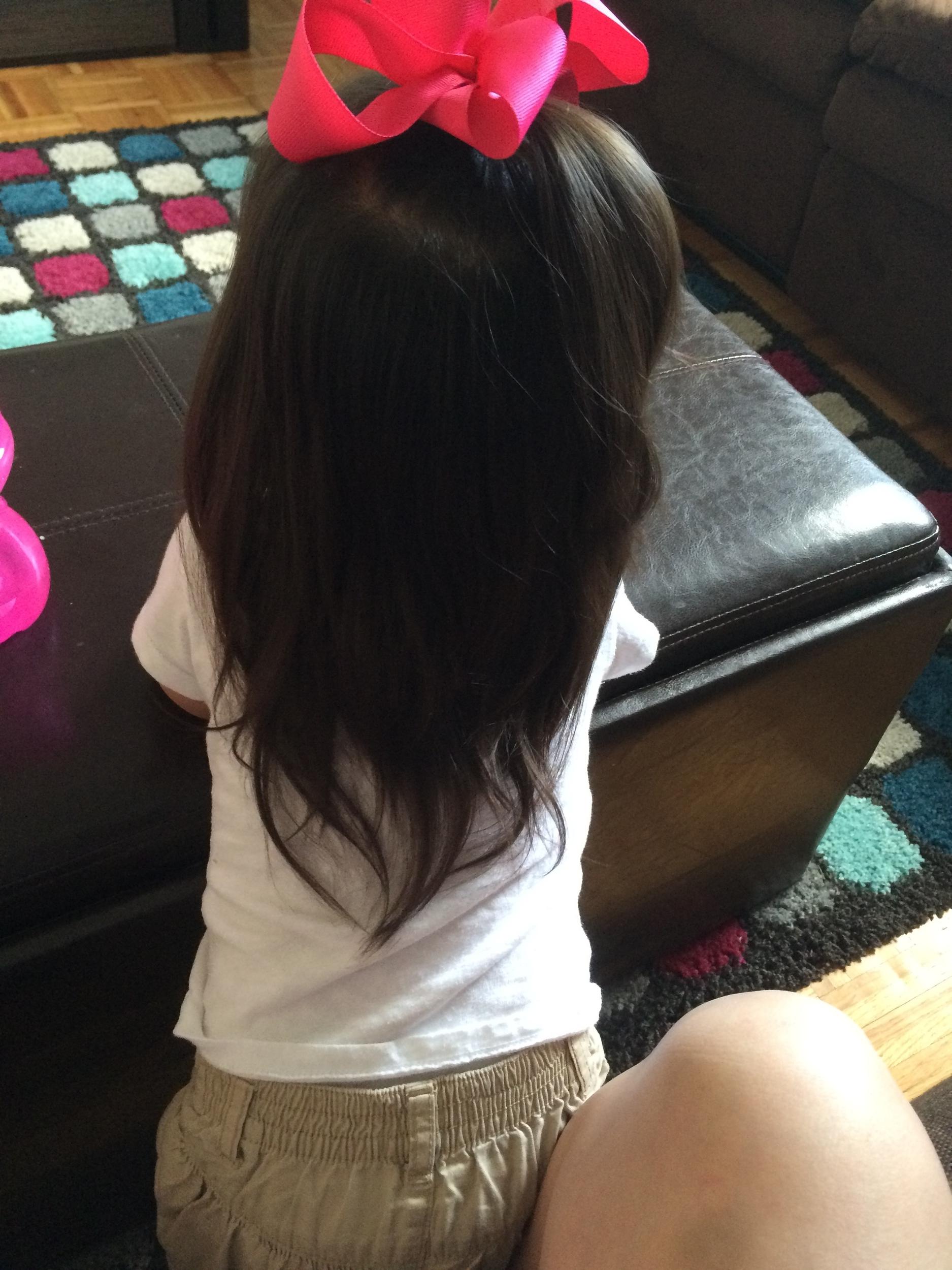 Baby Repunzel