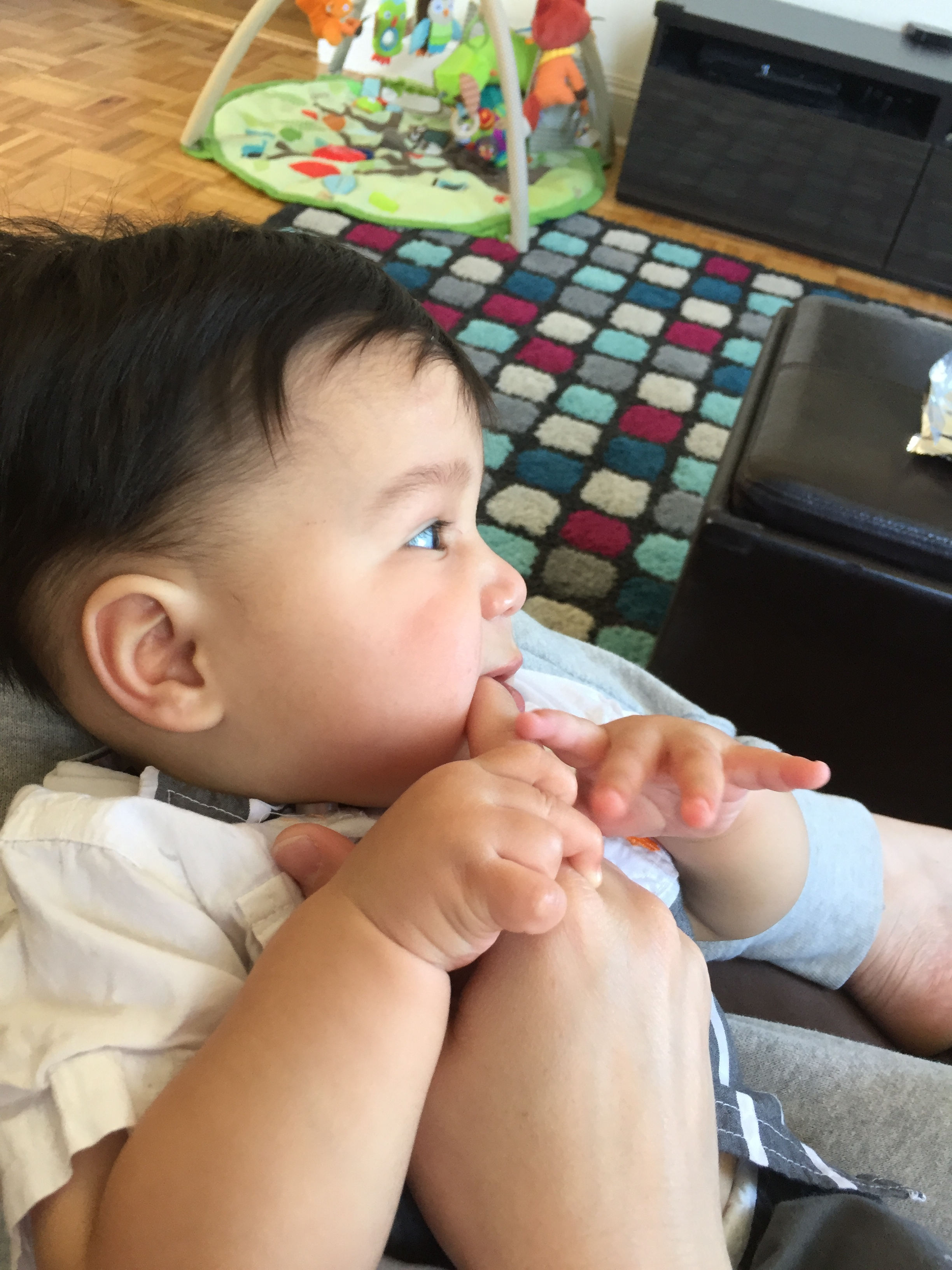 A Little Teething Relief