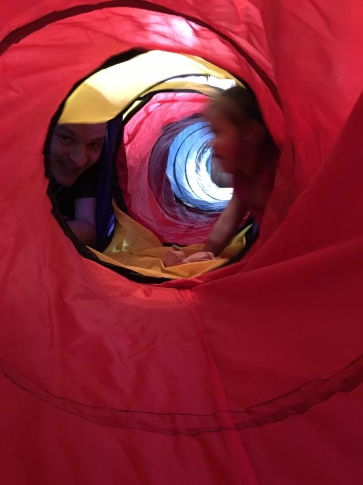 tunnel time with Bop!