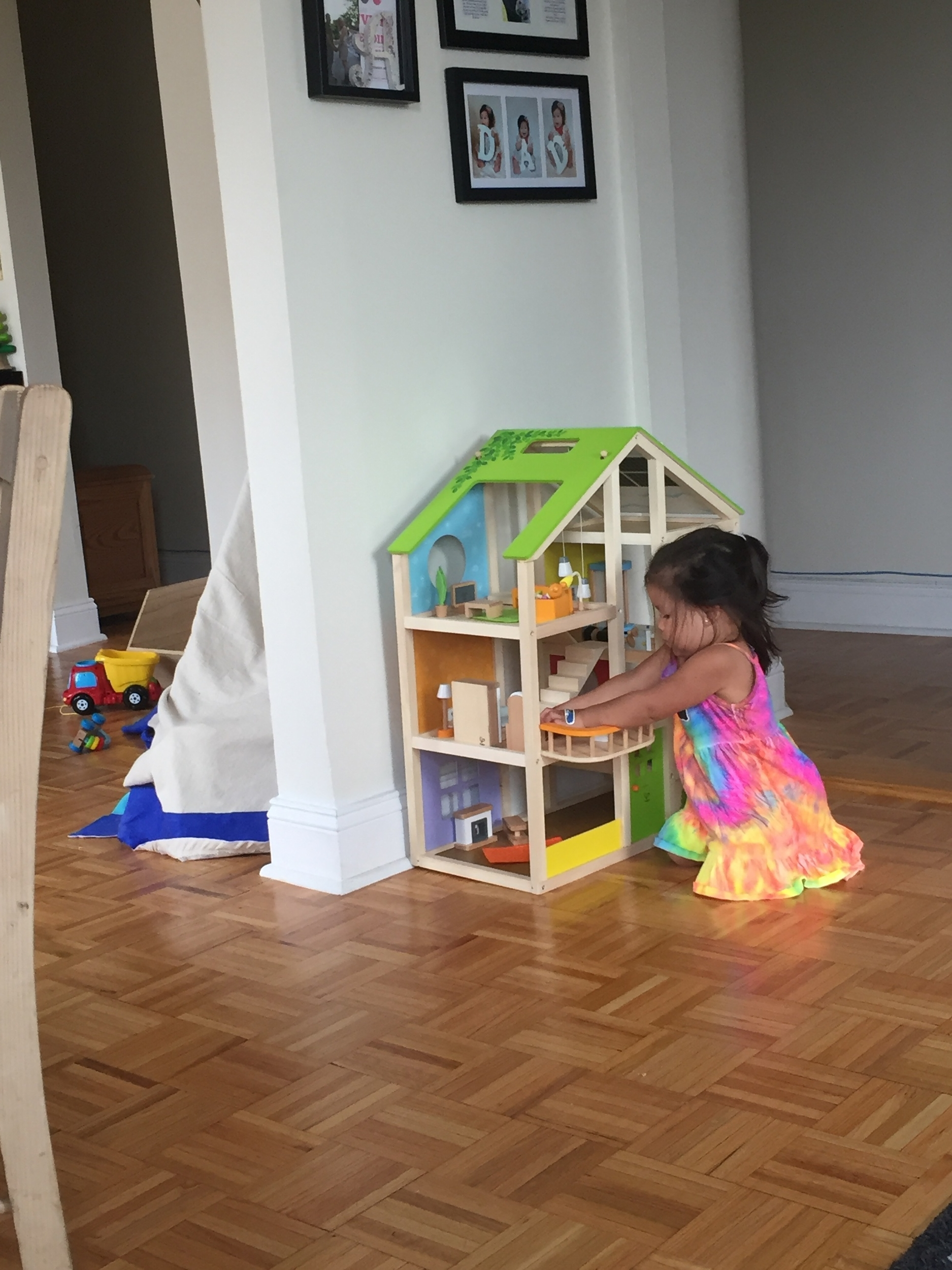 New doll house!