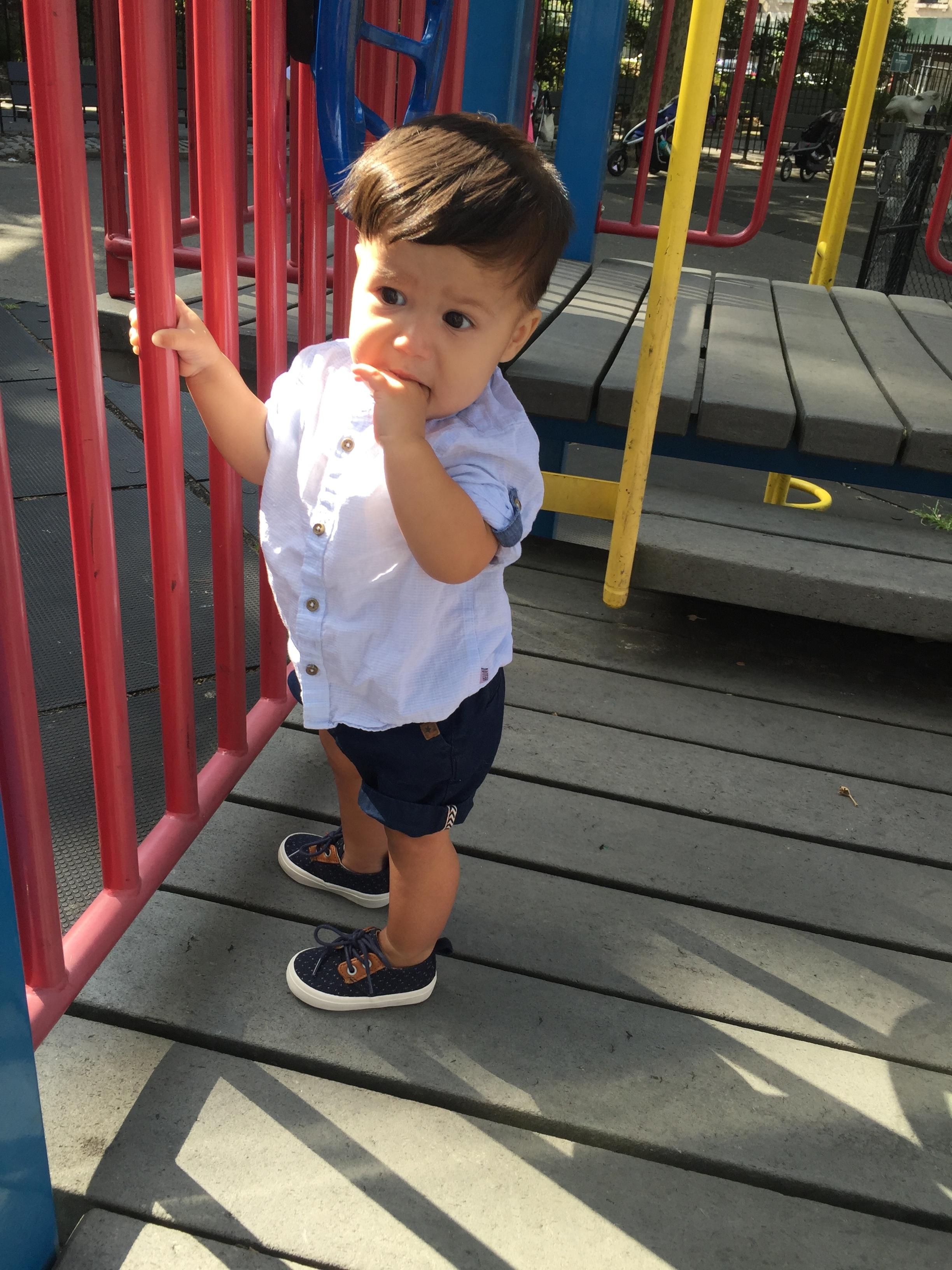 Playground fun!