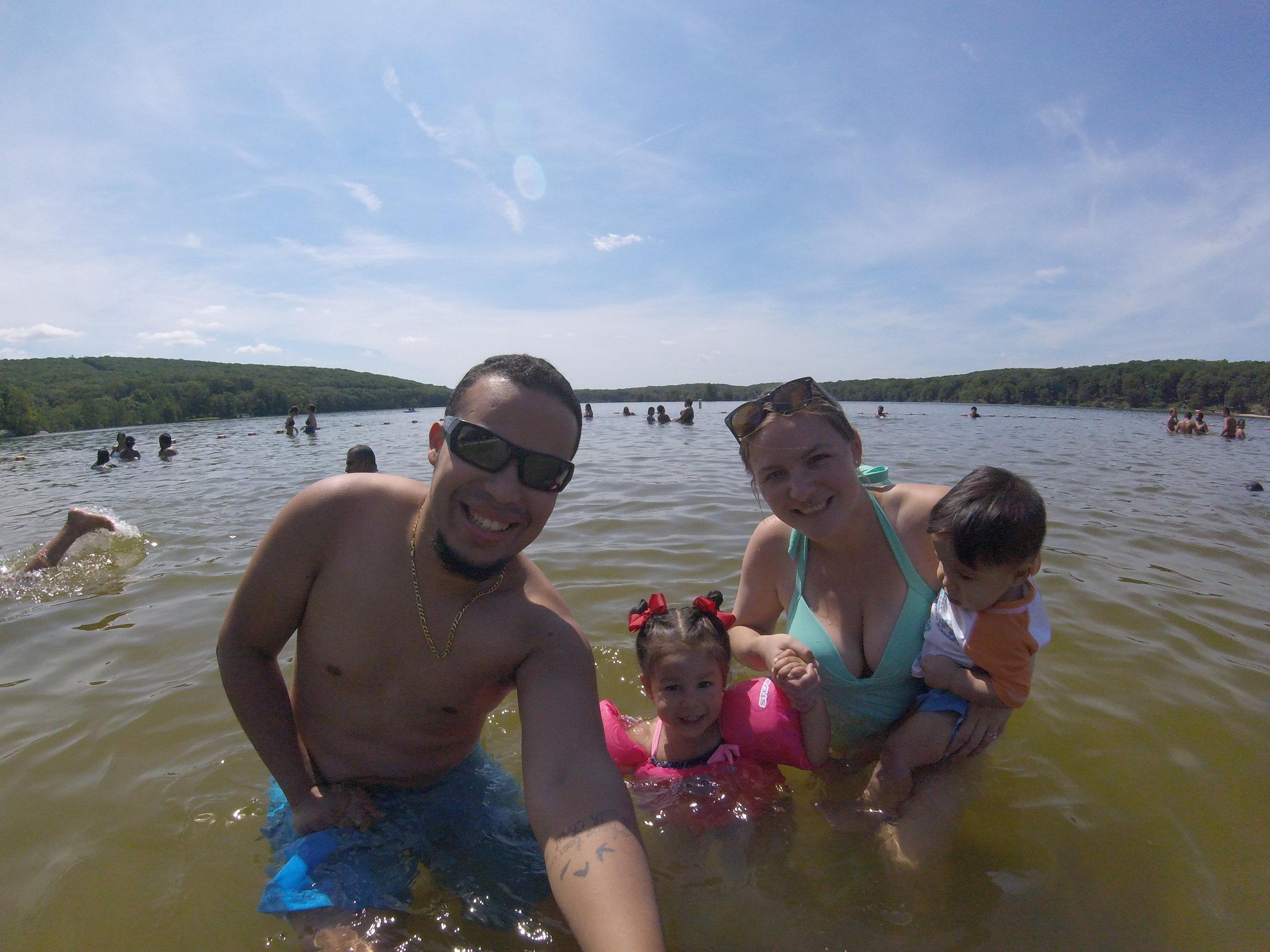 Lake Trip!