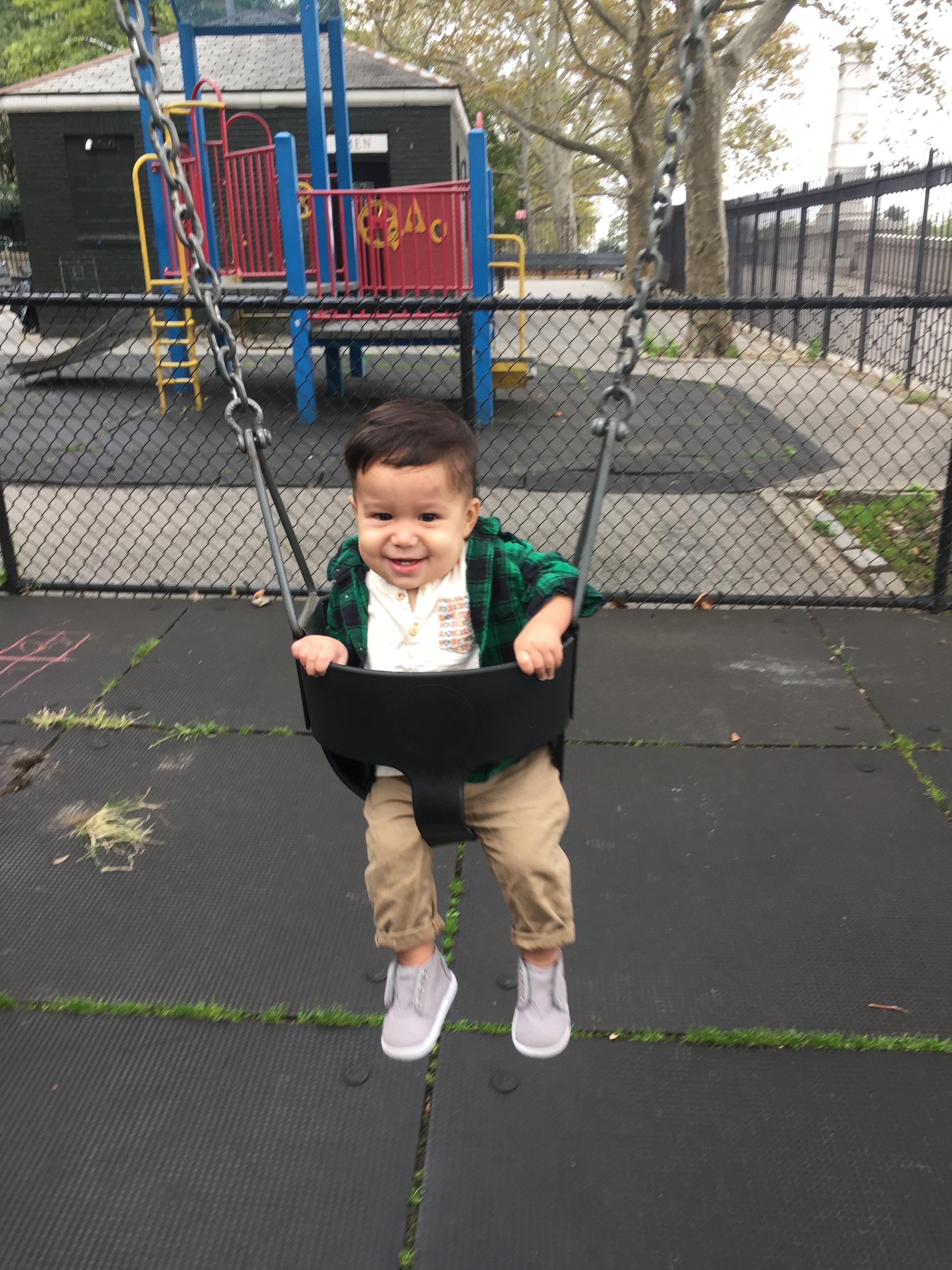 playground time