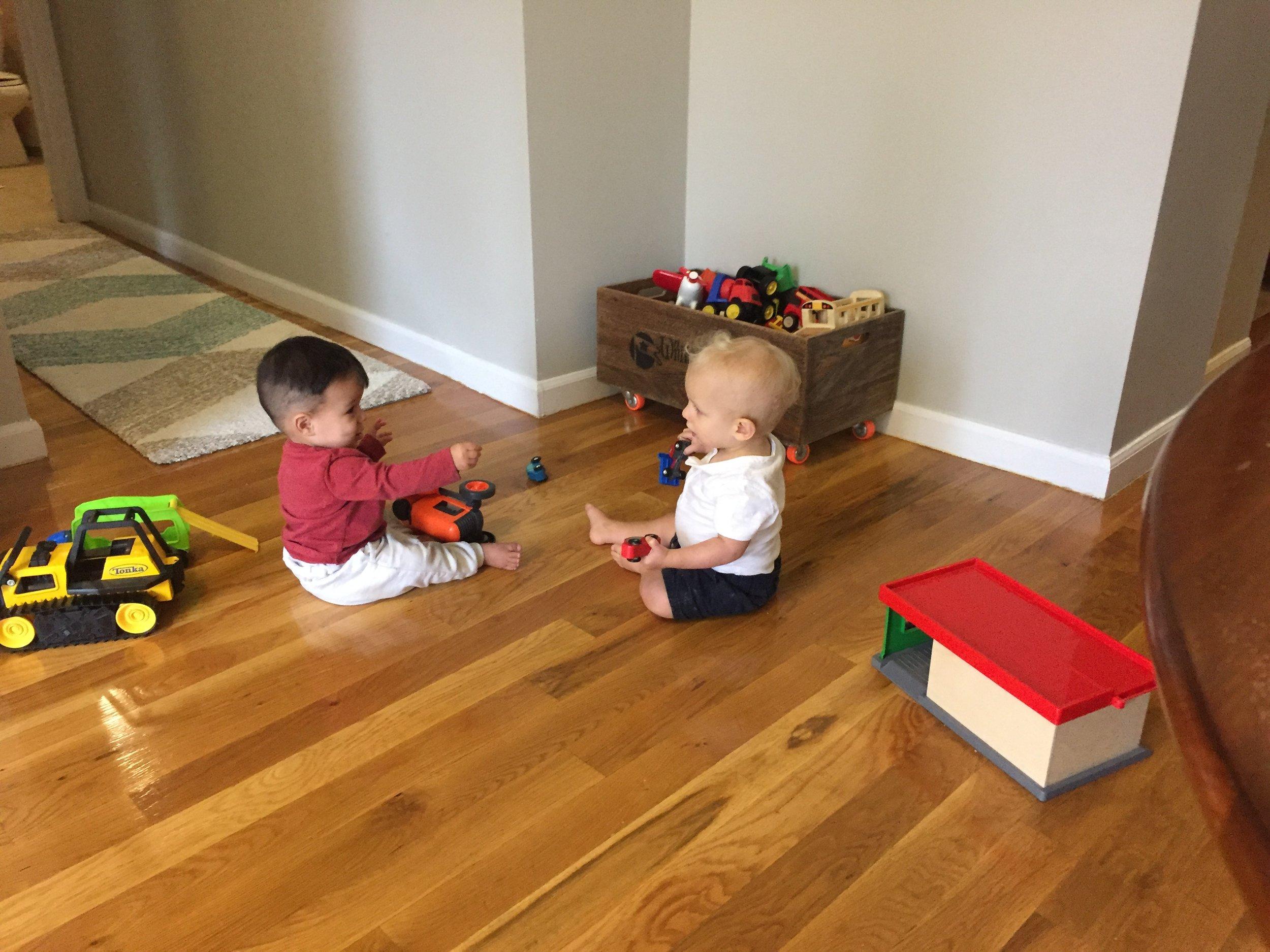 Playing with Nolan