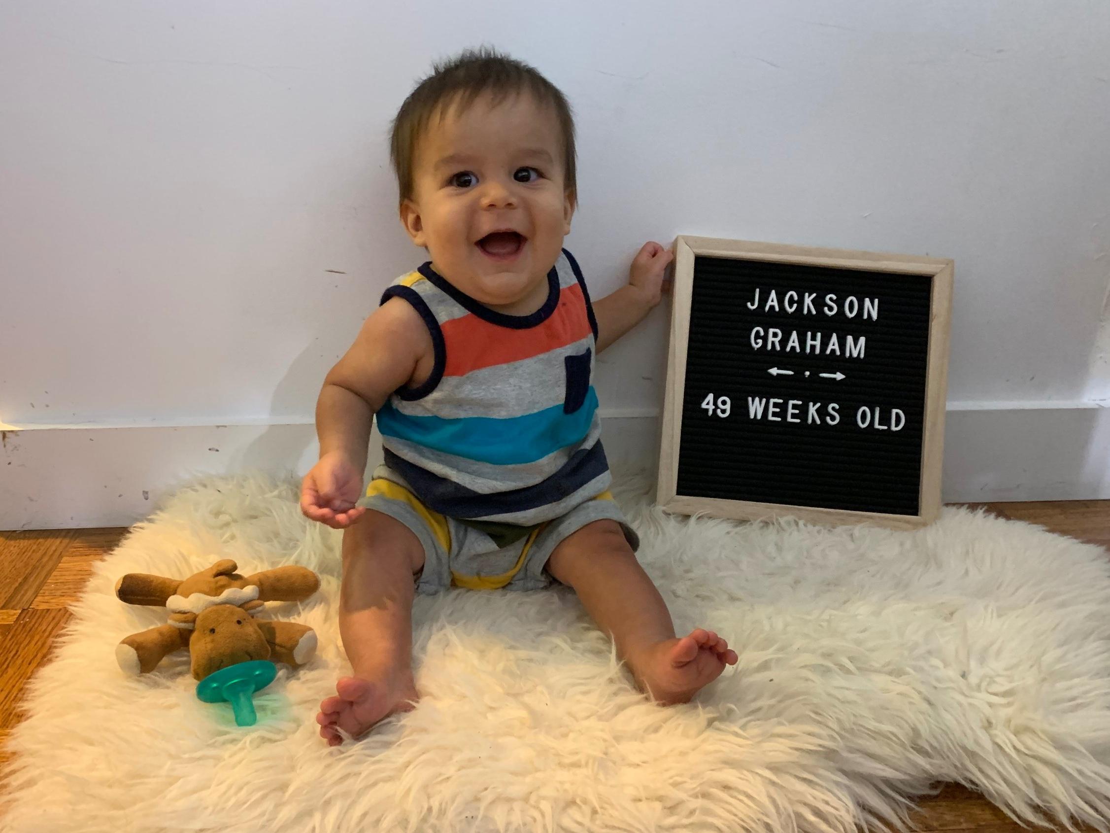 49 weeks old