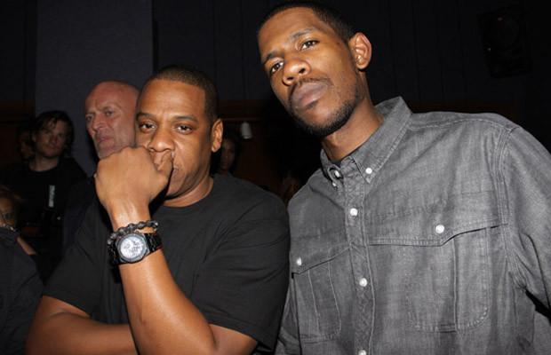 Jay-Z & Young Guru
