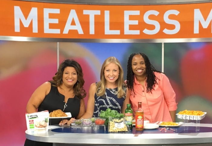 Check out the   Good Morning Washington   interview & food demo