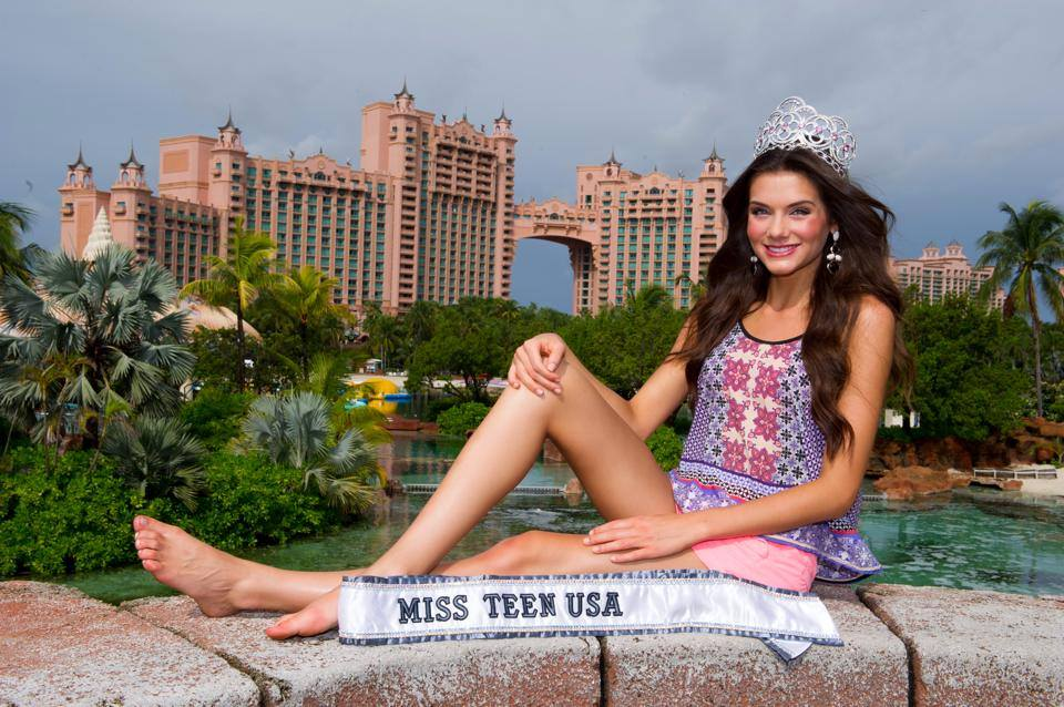 K. Lee Graham, Miss Teen USA 2014 & Pageantology girl