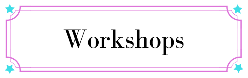 Click here for workshop info