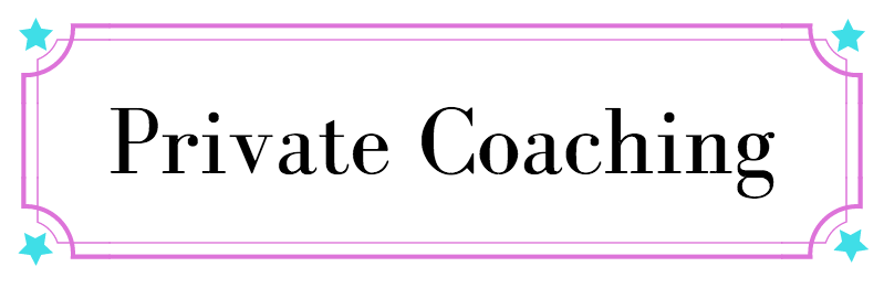Click here for coaching sessions
