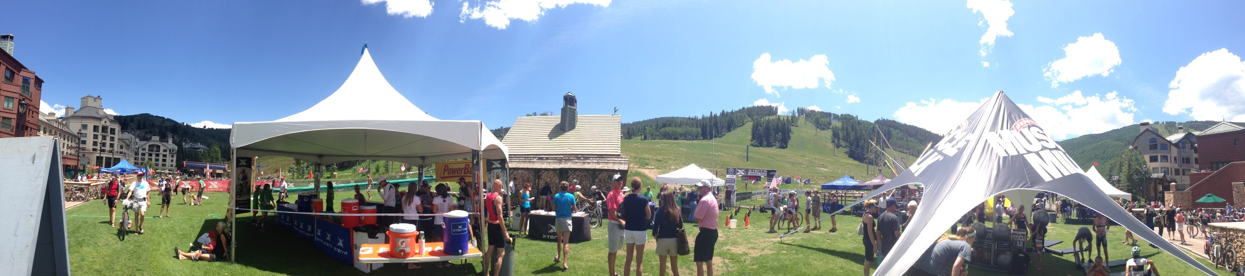 Race HQ - Beaver Creek Resort