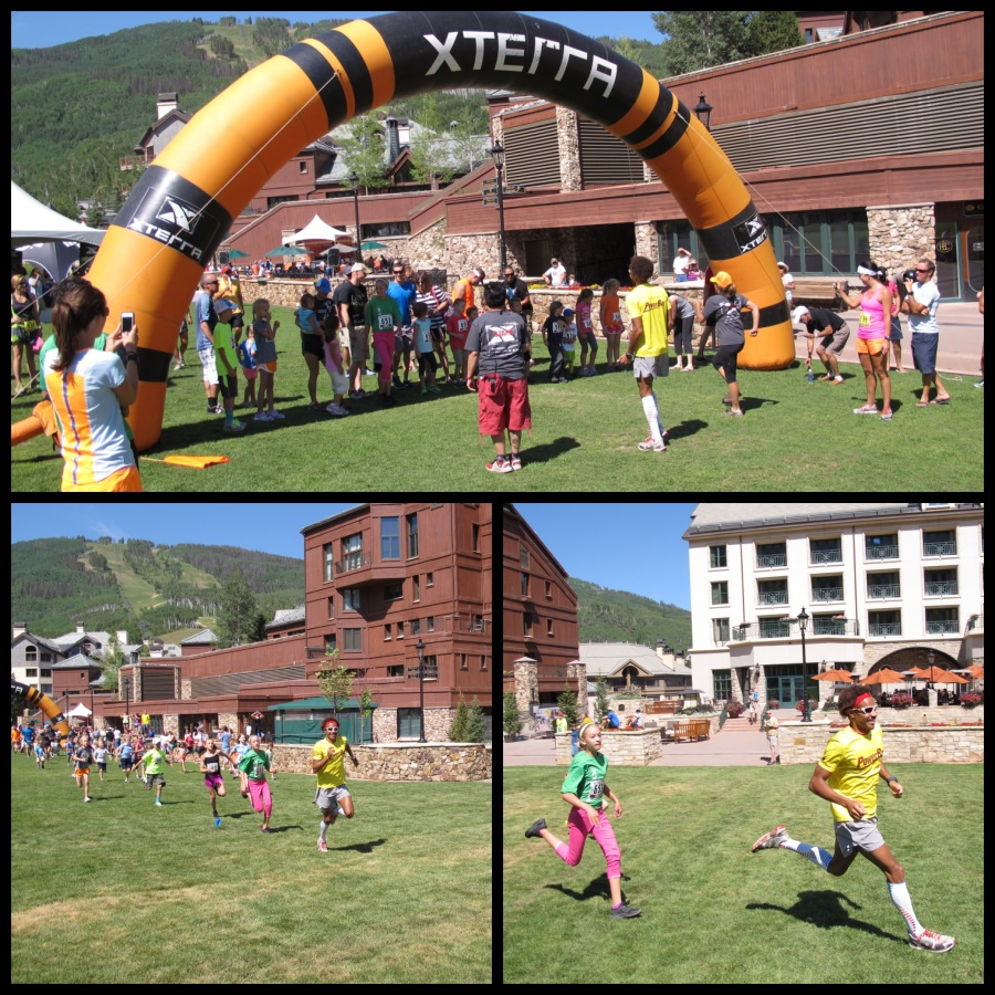 XTERRA Kid's Run