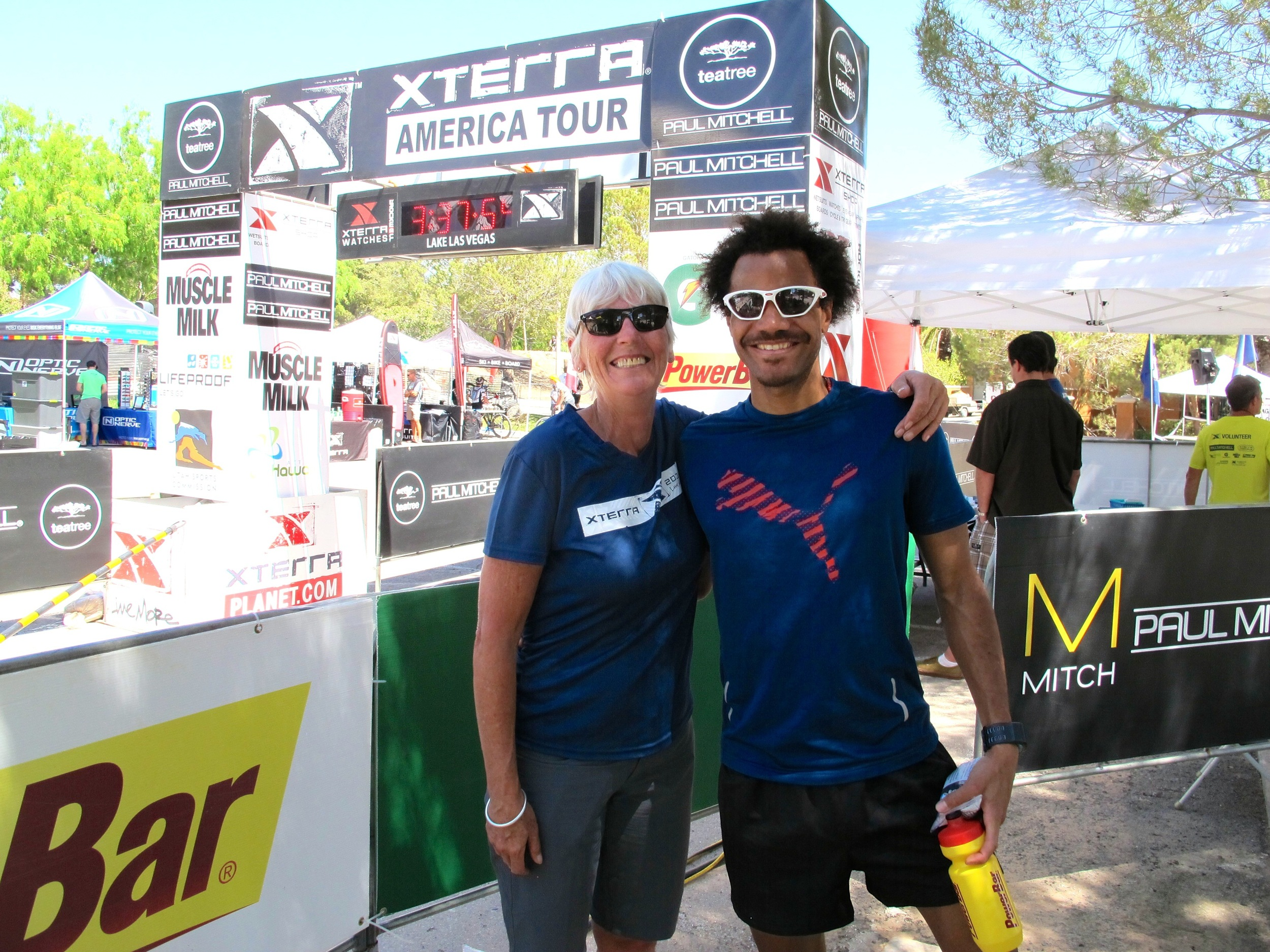 """Saying """"Thanks"""" and """"Goodbye"""" to XTERRA Pres: Janet Clark"""