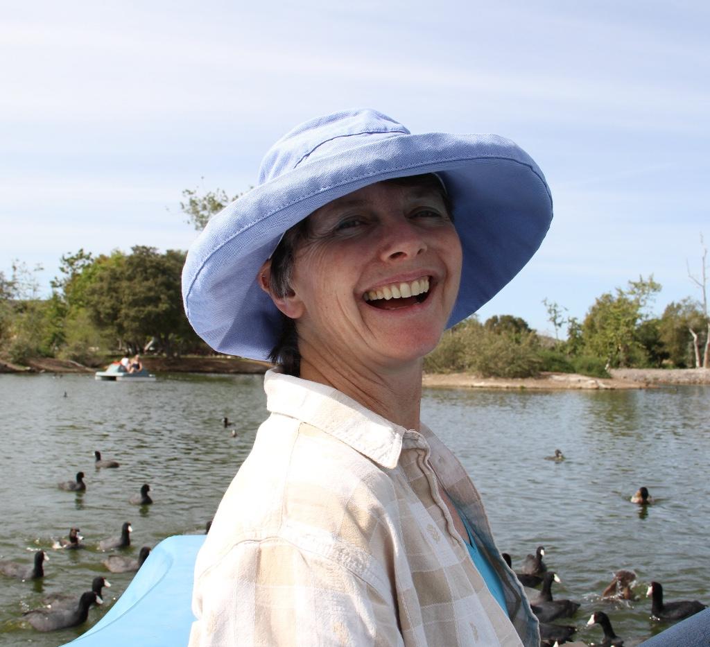Diane Kennedy, Founder, Finch Frolic Garden Permaculture