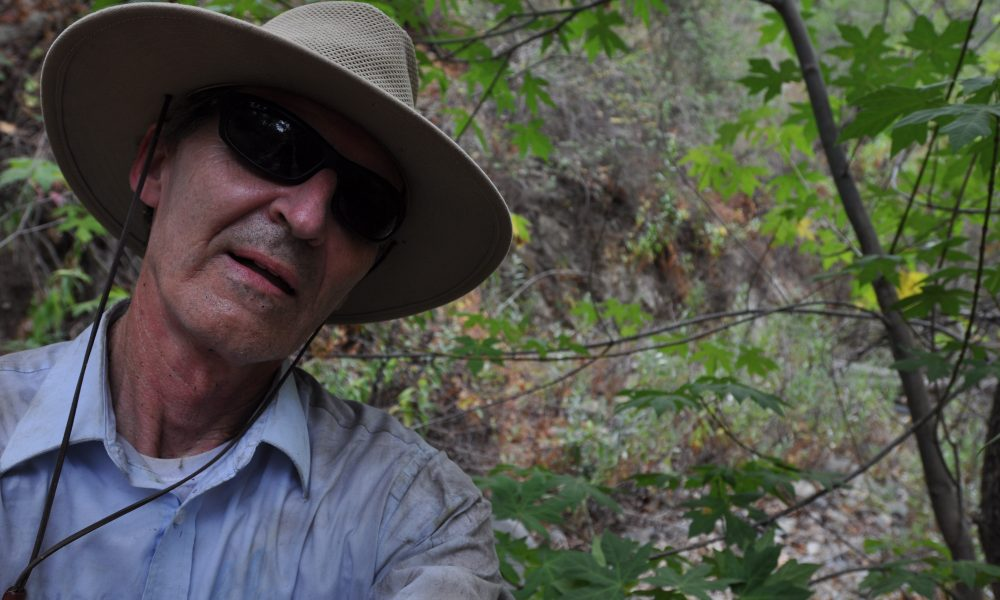Tom Oberbauer, President, California Native plant society–San Diego Chapter