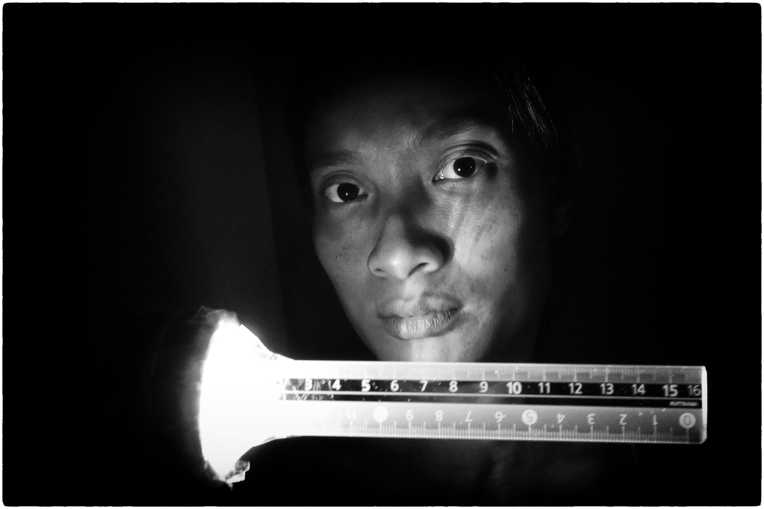 The Light Meter for Wei Leng.