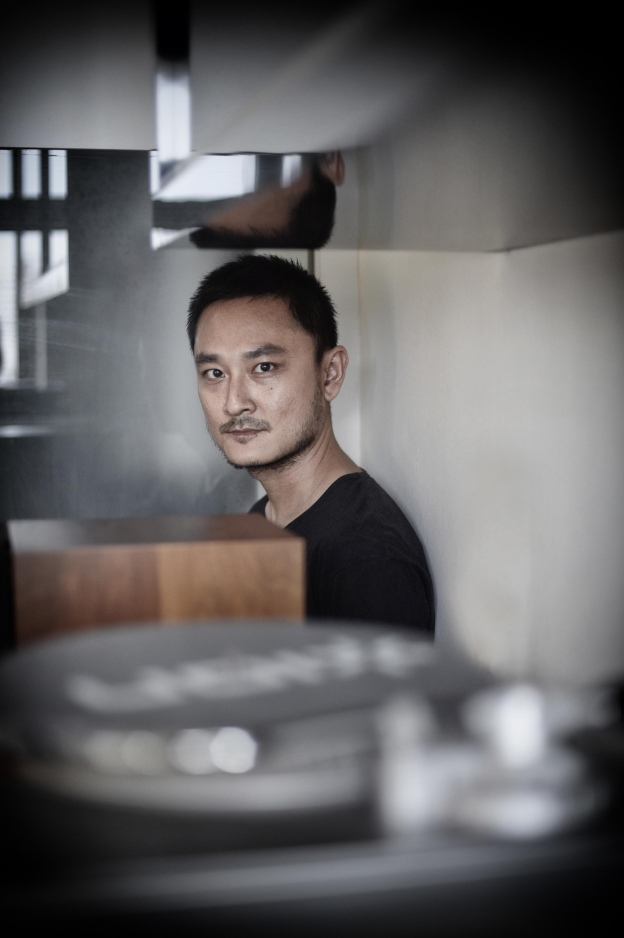 Designer/DJ Daniel Koh, May 12, 2013