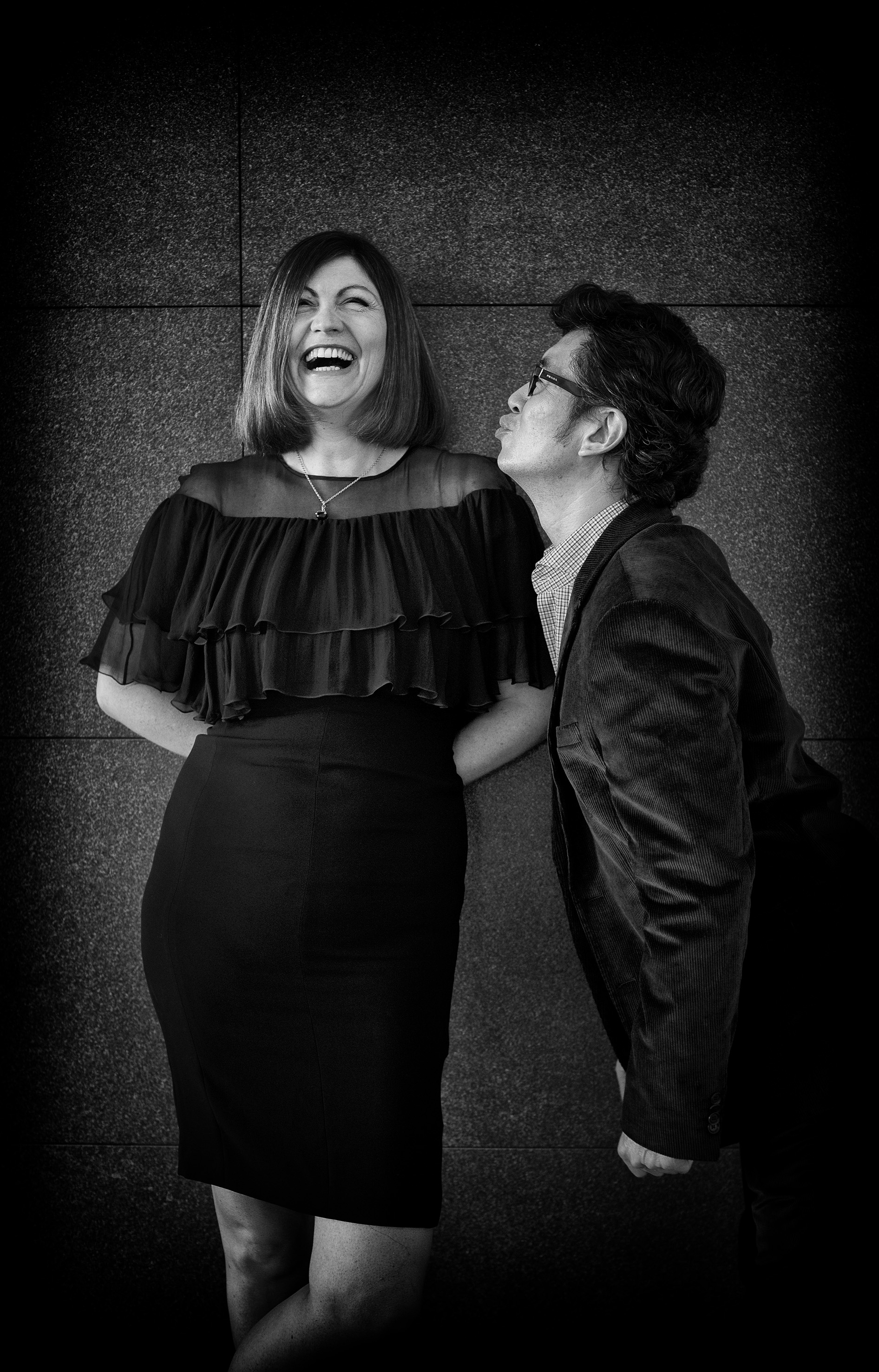 Tracie & Adrian Pang: Artistic Directors, Pangdemonium!