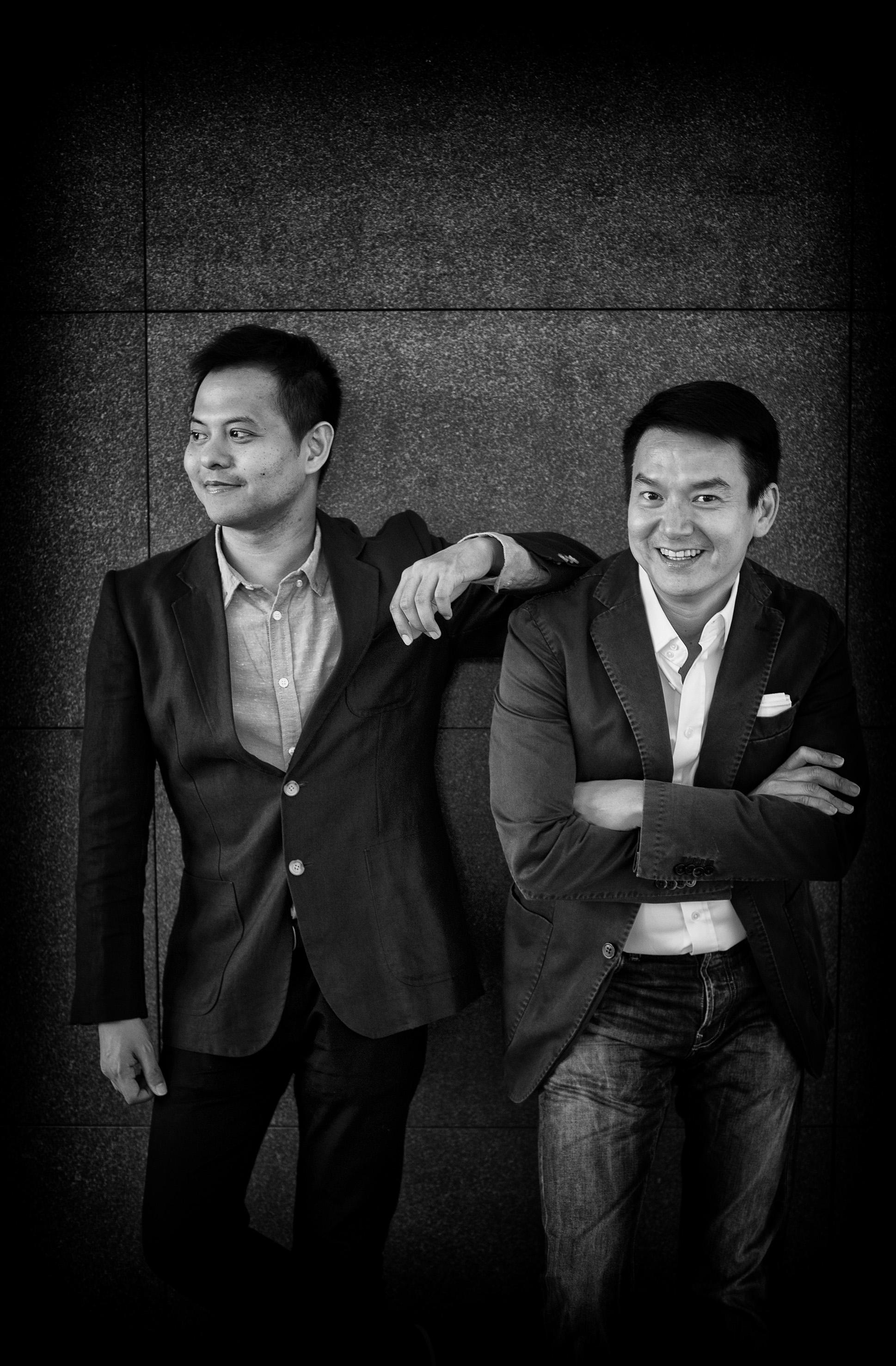 Alfian Saat & Glen Goei: Resident Playwright, Associate Artistic Director, WildRice