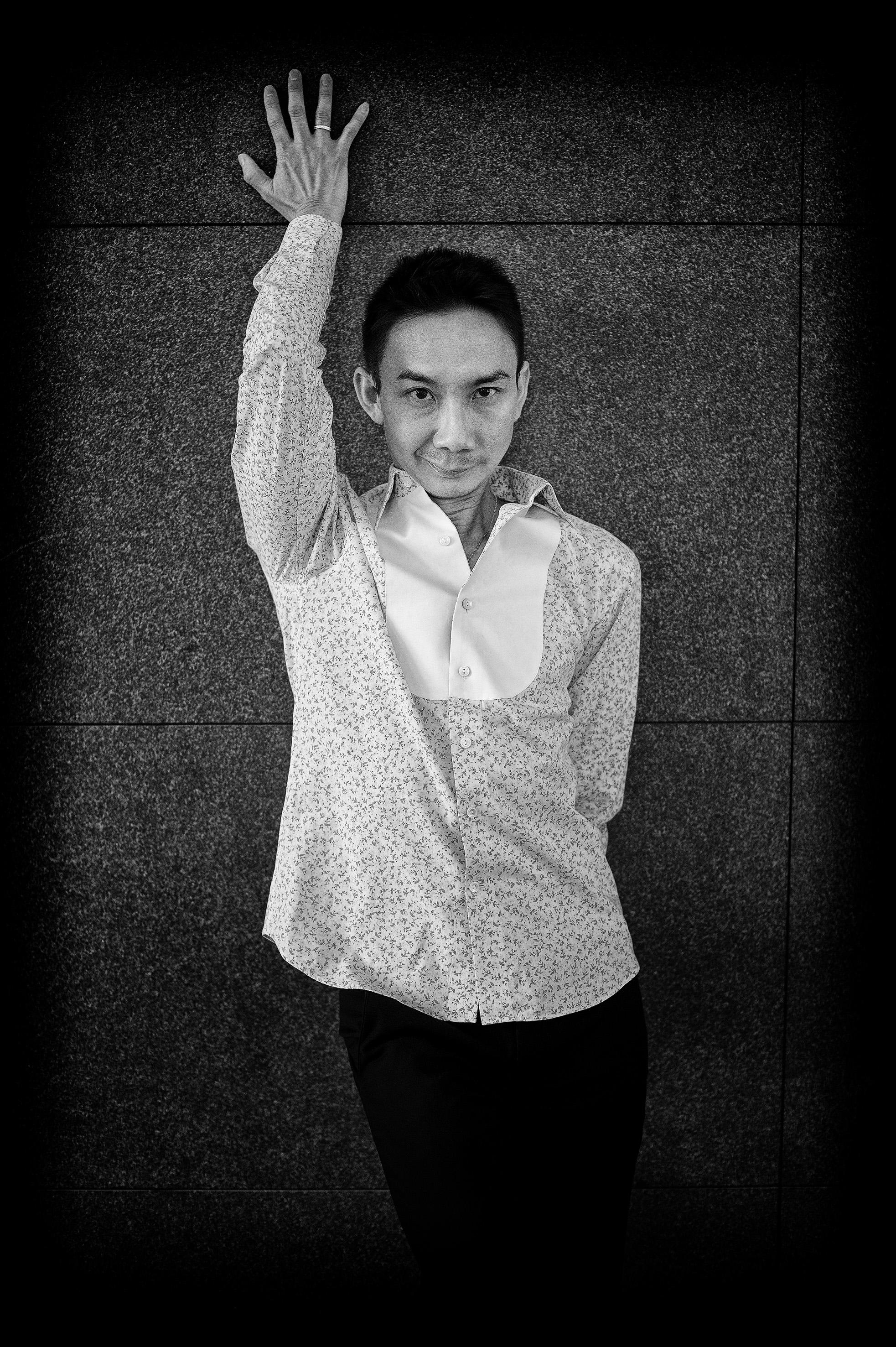 Hossan Leong: Actor / Comedian / Host, Double Confirm Productions