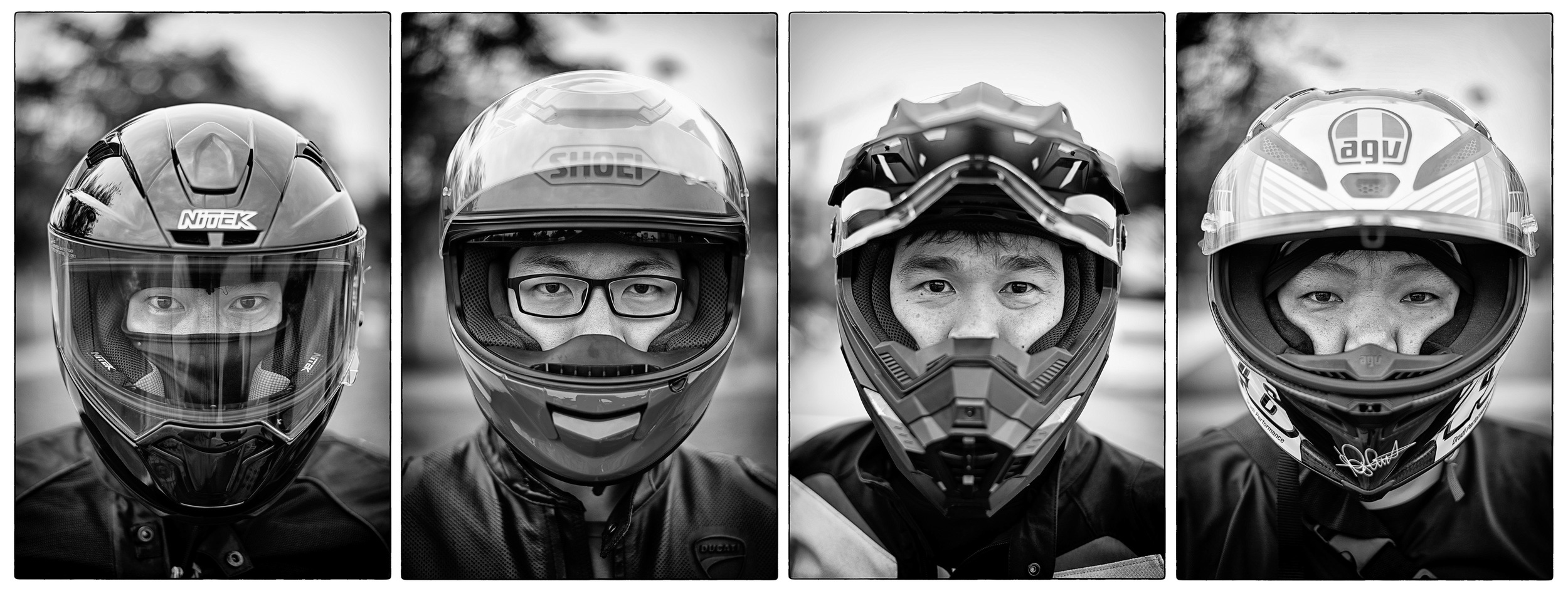 Geeks On Motorbikes #1