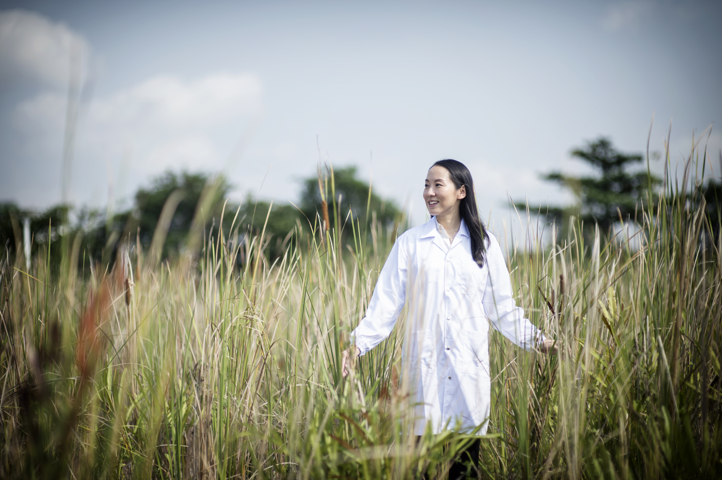Biologist Dr Juliana Chan has scored scientific breakthroughs with her nanoparticle research.
