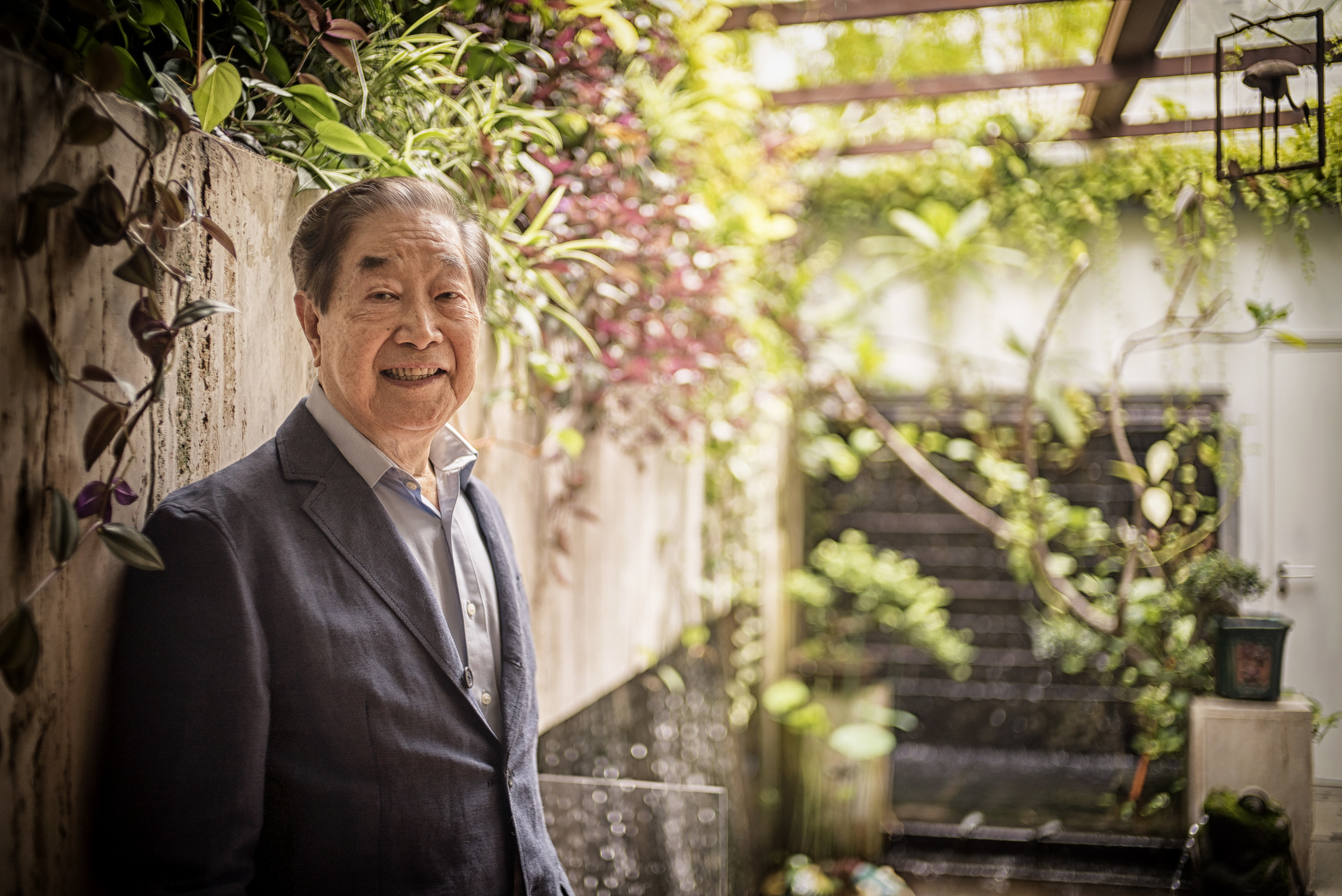 Architect Alan Choe was Singapore's first urban planner. During his time, prime land was sold to private developers to build malls and skyscrapers, transforming the skyline.