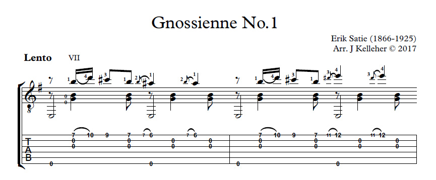Gnossienne TAB sample.jpg