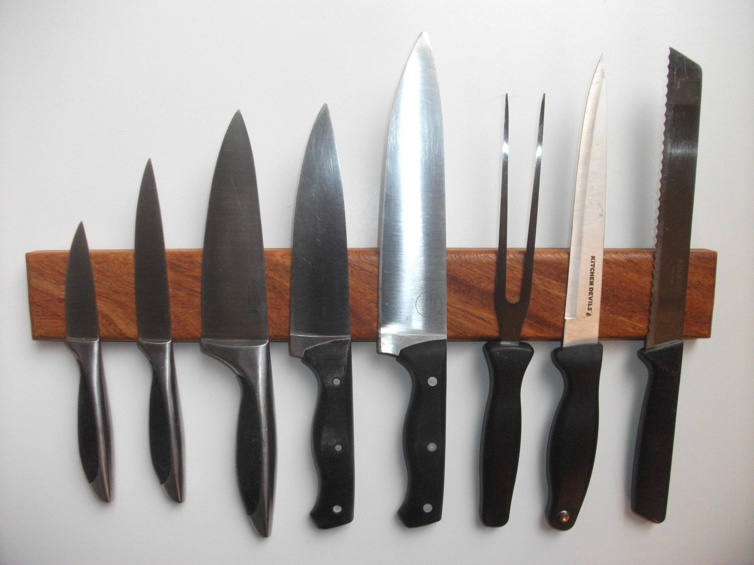 8-Knife Wild Mango Rack