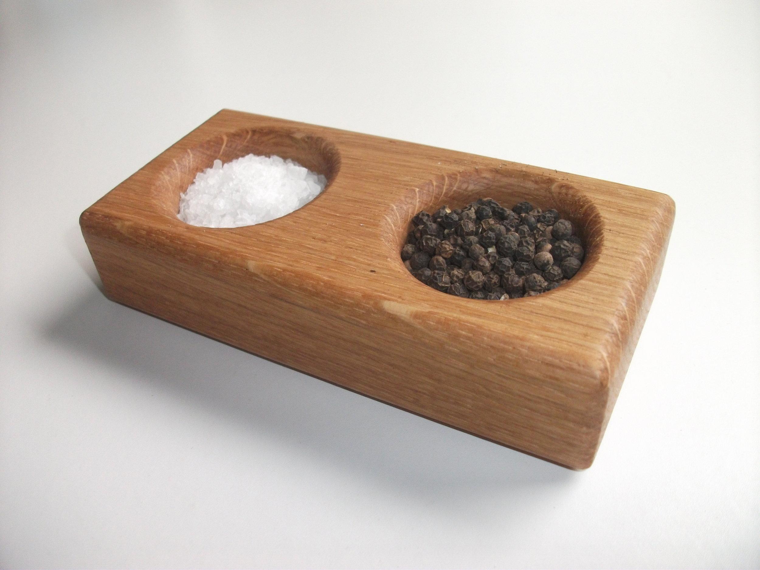 Oak Pinch Pot