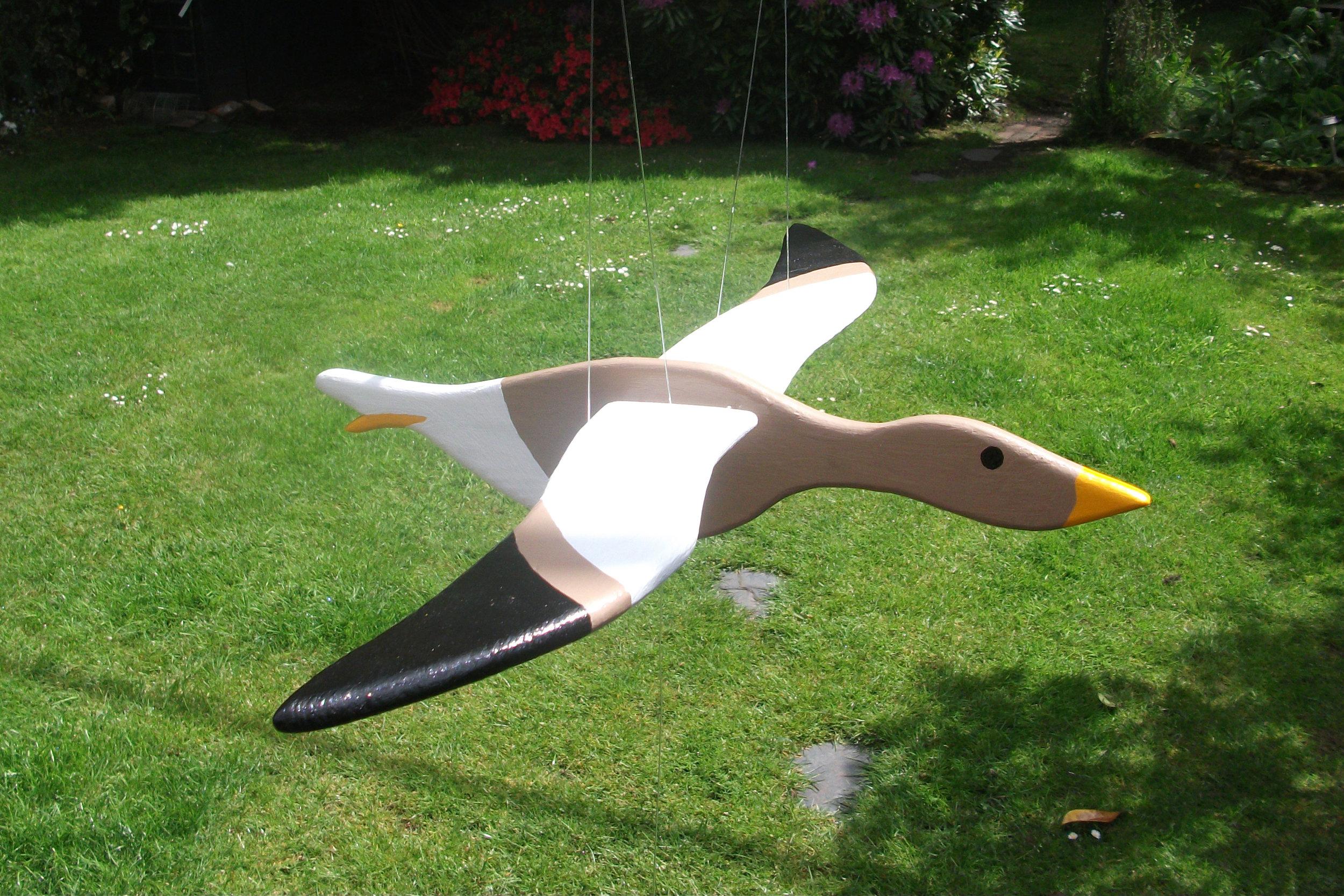 Flying Goose Mobile