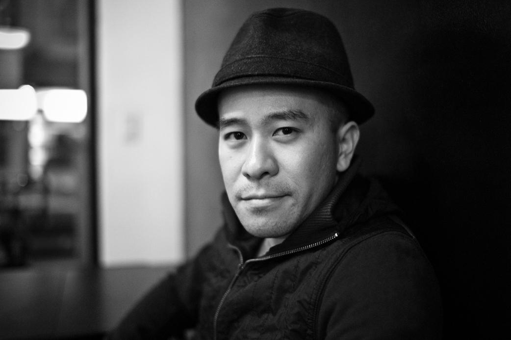 LA-based street photographer Rinzi Roco Ruiz